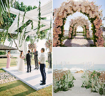Beautiful Beach wedding ideas and inspiration