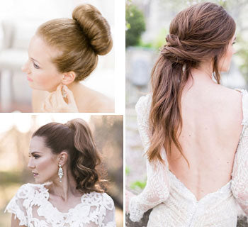 The Most Beautiful Wedding Hairstyles for 2017 Brides