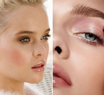 Make-Up Inspiration for a Spring Wedding