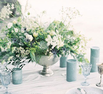 Beautifully Romantic Tablescape Ideas