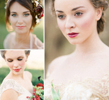 Autumn Bridal Make-Up Inspiration