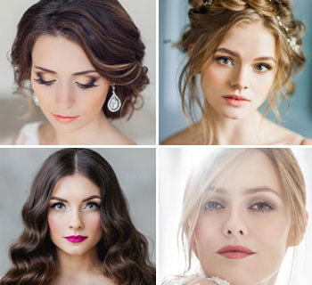 Beautiful Bridal Makeup Ideas for Every Bride-To-Be
