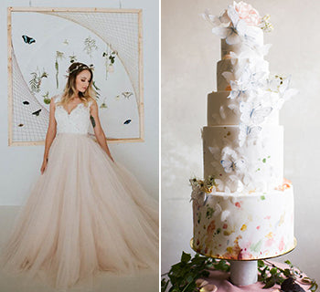 Butterflies and Blooms: Bringing nature into your spring wedding