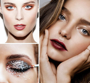 Fabulous Christmas Make Up Ideas for the 2016 Party Season