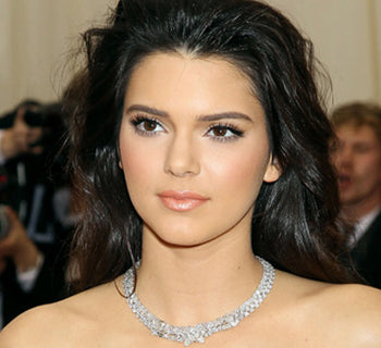Collar Necklaces Sparkle at the Met Gala 2014