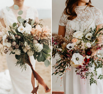 Creative and Unusual Bridal Bouquets