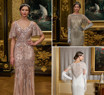 Wedding Dress Designer Eliza Jane Howell Introduces The Grand Voyage Collection