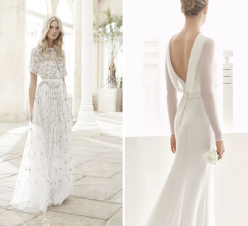 Embellished Wedding Dress or Plain? What's Your Aisle Style?