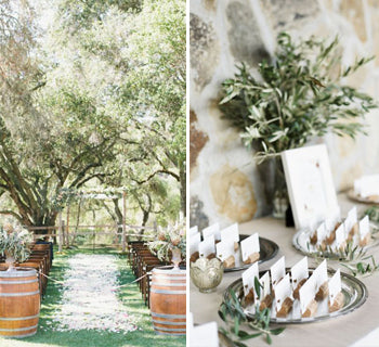 Vineyard Inspiration For An Italian Wedding Day