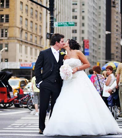 Gemma and Gary's NYC Wedding