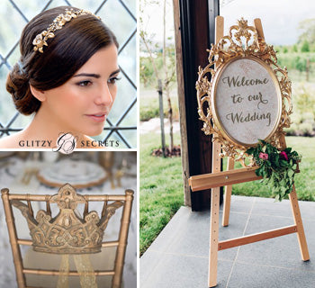 Regal Romance: Beautiful Royal Wedding Ideas