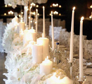 Romantic Decor for Your Top Table