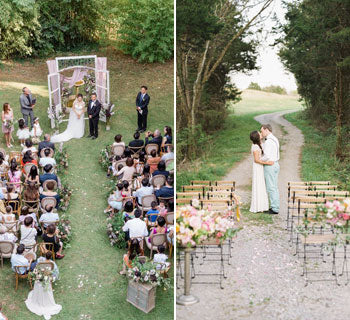 Beautiful Small Wedding Inspiration