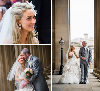 Su and Paul's Real Wedding by Matthew Rycraft Photography