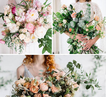 The Most Beautiful Oversized Bridal Bouquets