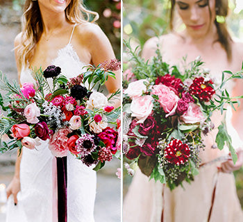 The Most Romantic Valentine's Wedding Bouquets