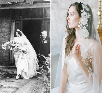 Vintage Wedding Veils: A Look Back Through The Decades