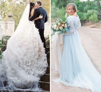 Wedding Dresses With Trains: A Quick Guide
