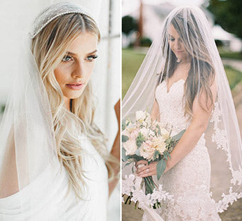 How To Decide Whether To Wear a Wedding Veil or Not