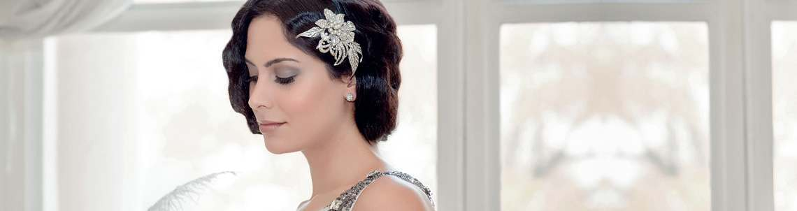 Vintage Wedding Headpieces