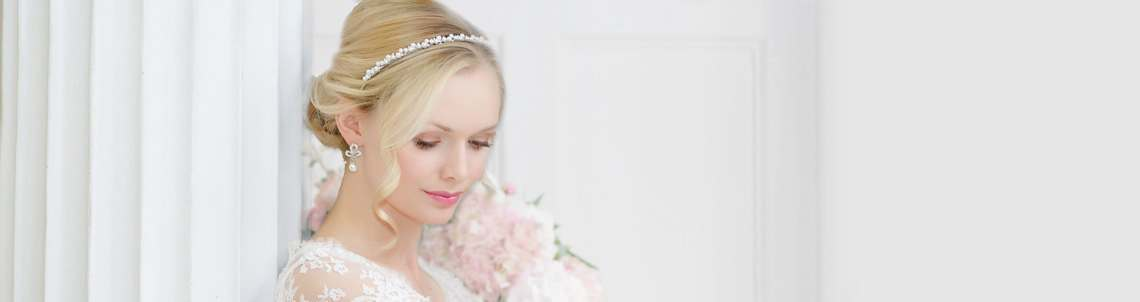 Pearl Wedding Headbands