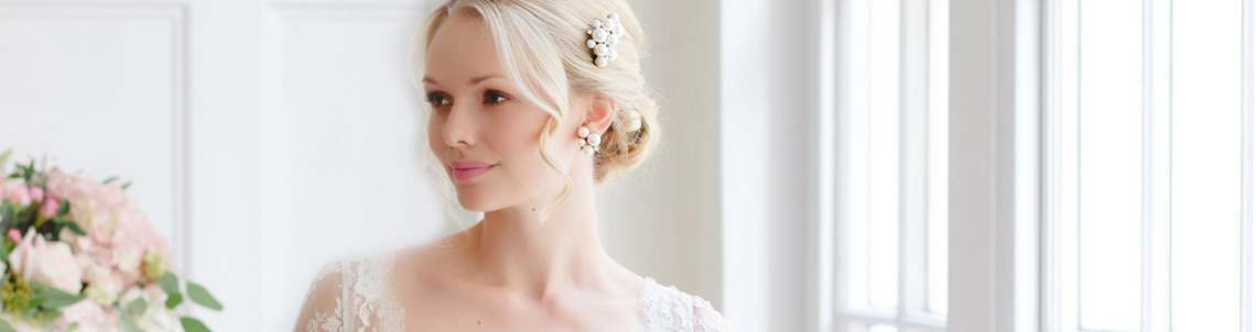 Wedding Clip On Earrings