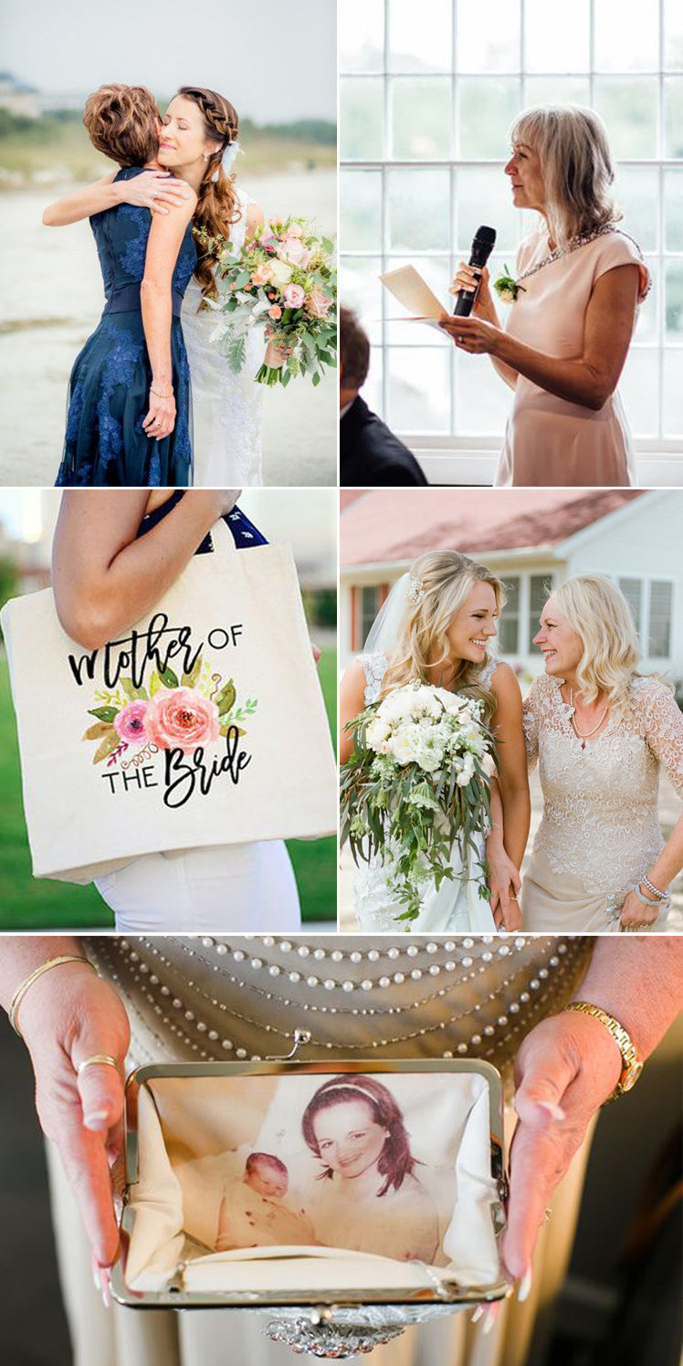 Special ways to include the Mother of the Bride in the big day