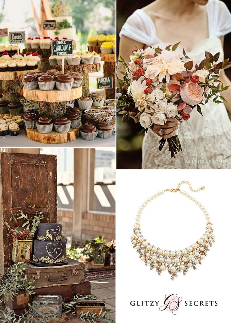 beautiful neutral inspiration for an Autumn wedding