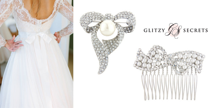 2017 Bridal Trends - Bows