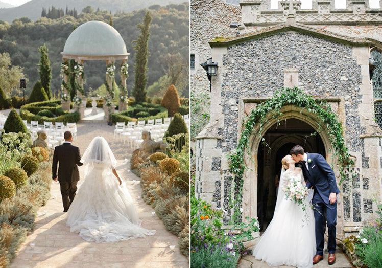 Home or Away - planning for your wedding