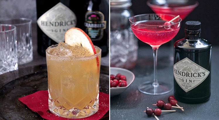 Gin cocktail recipes for the festive season