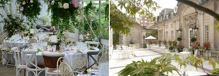 London Wedding Venues - Clifton Nurseries and Dartmouth House