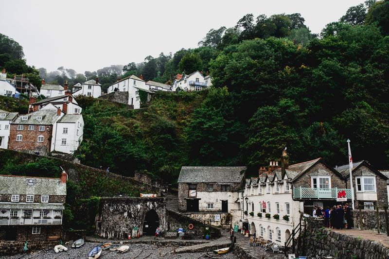 Clovelly Harbour - A stunning wedding venue