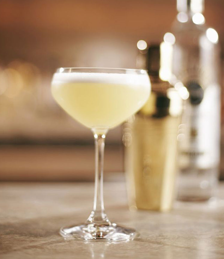 French 75 Elle cocktail