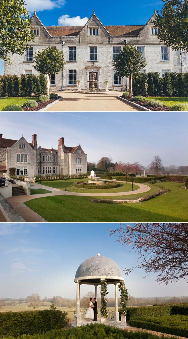 Froyle Park - a stunning wedding venue