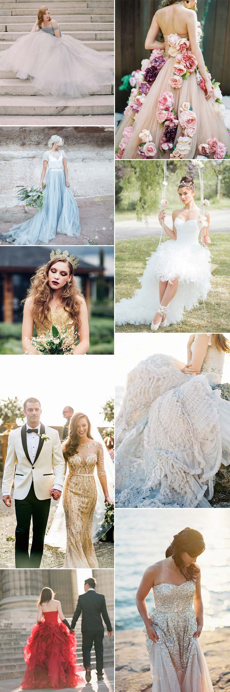 fabulous grande wedding dresses