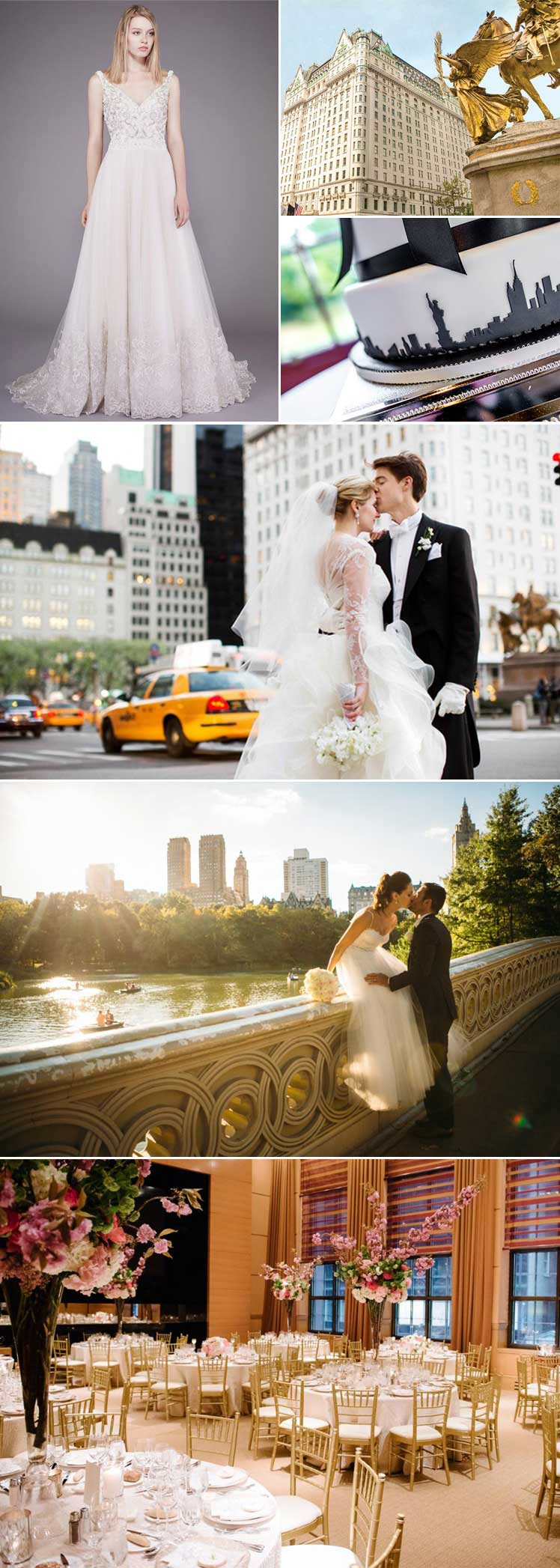 stunning ideas for a New York wedding