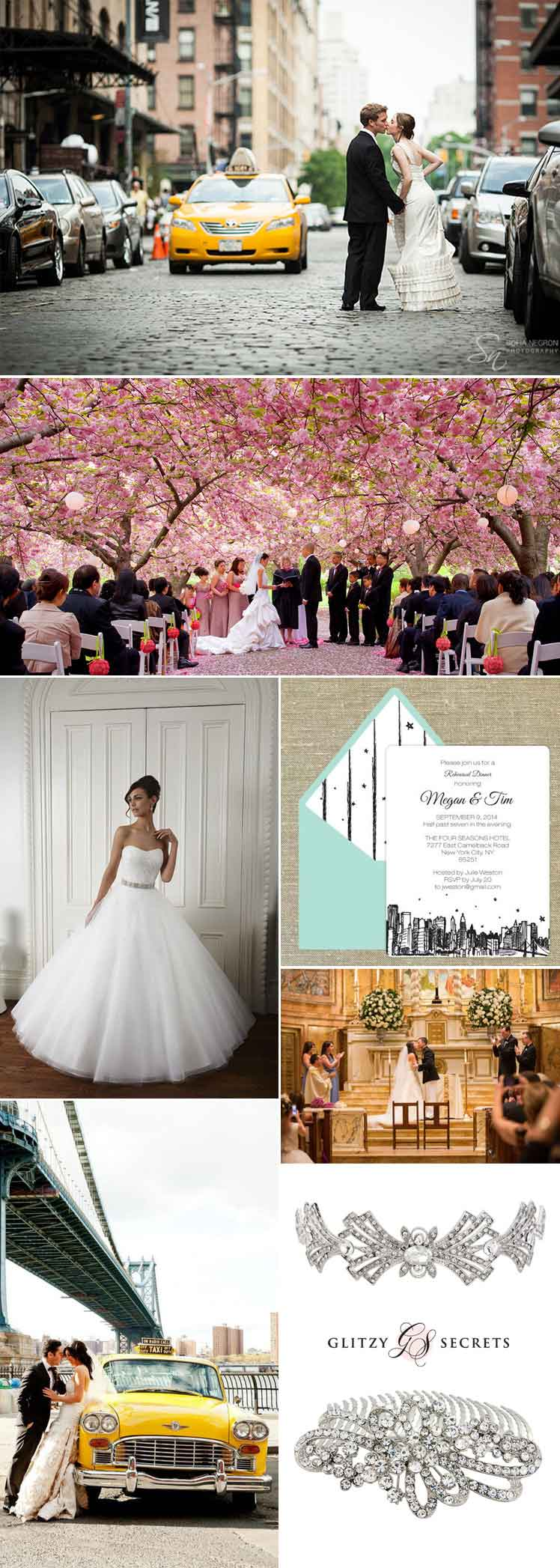new york city wedding ideas
