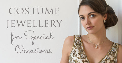 Costume jewellery for special occasions