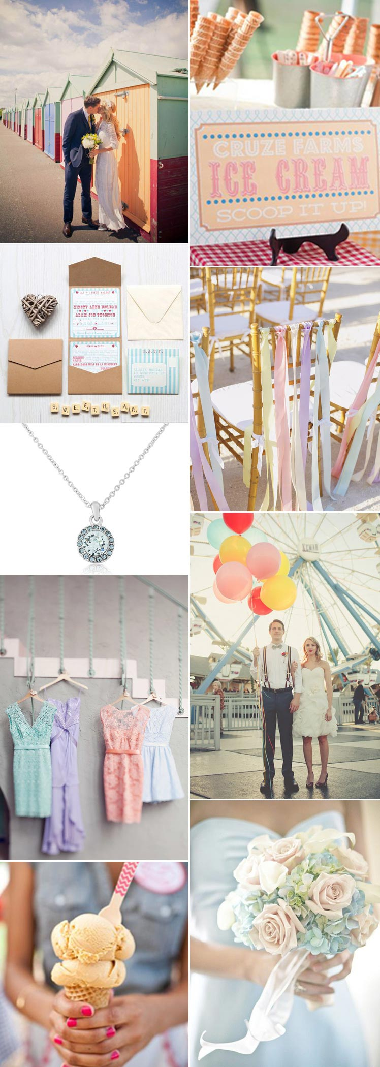 Seaside wedding theme ideas