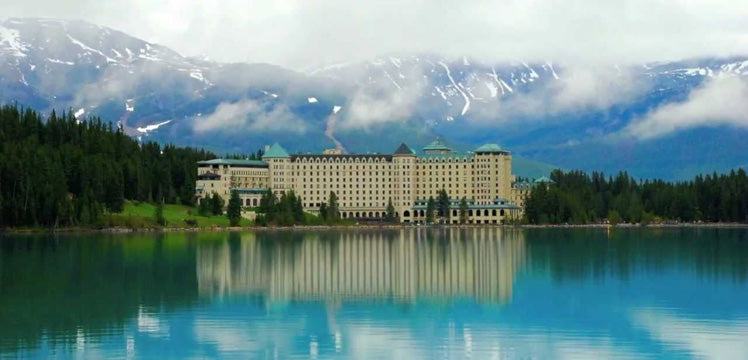 The Fairmont Chateau Lake Louise, Canada