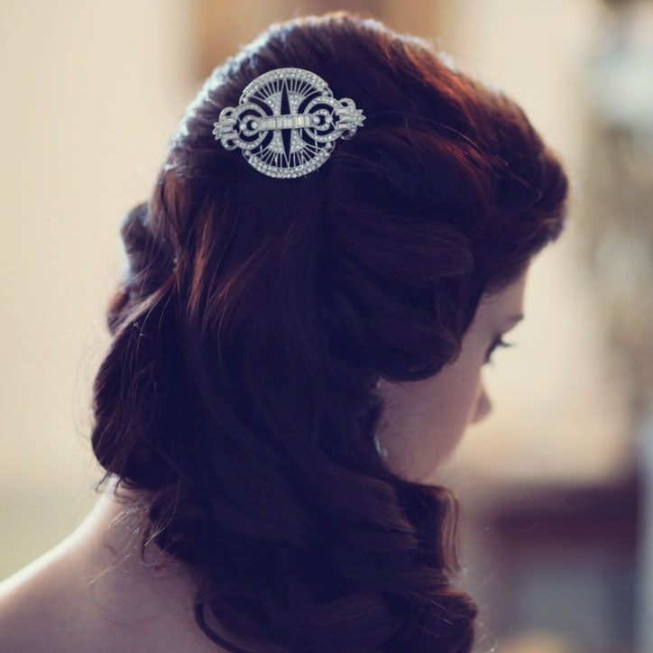 Range of timeless vintage hair pins