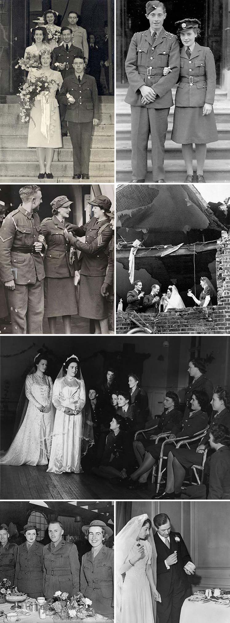 1940s war brides and their stories