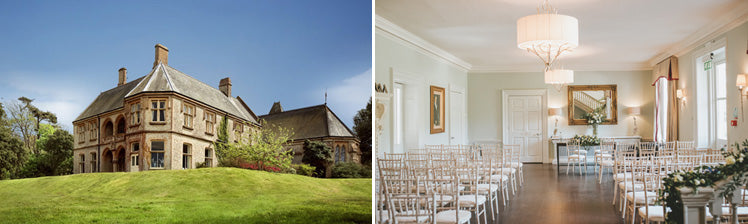 Inspiration for small intimate wedding venues