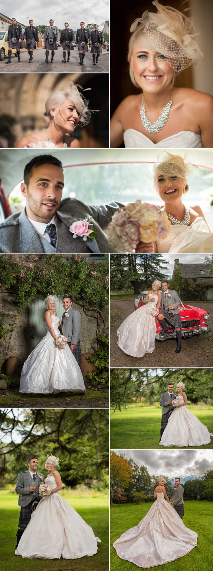 beautiful wedding images by craig ramsay