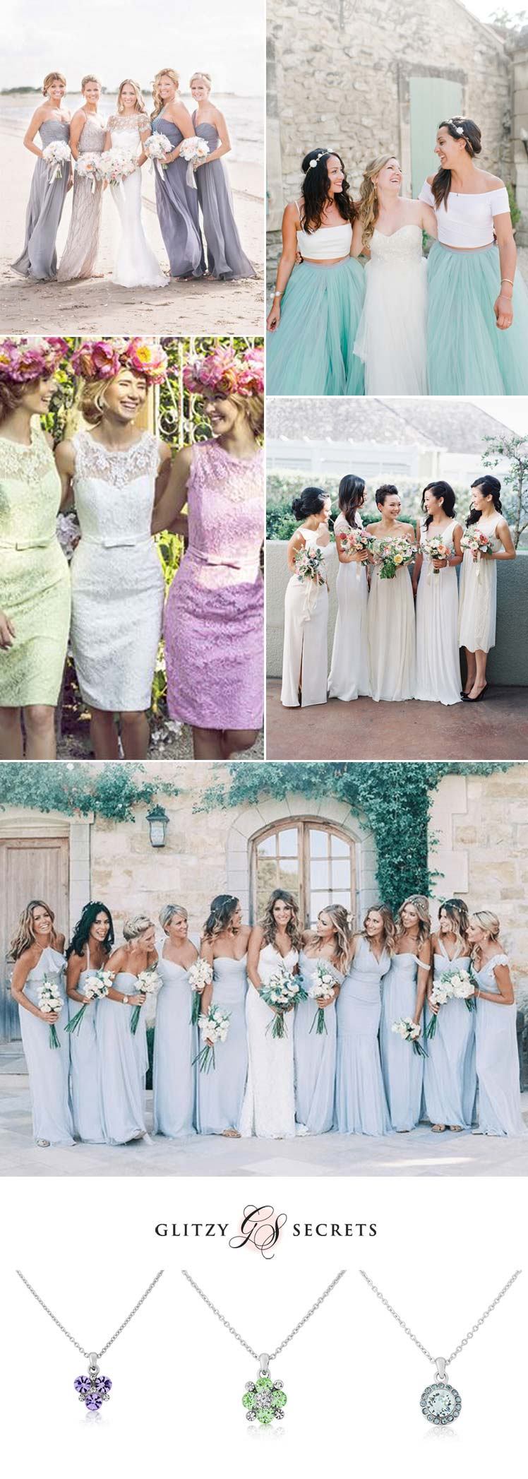 Beautiful Bridesmaid Dresses inspiration