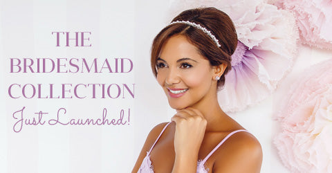 Shop our bridesmaid accessory collection