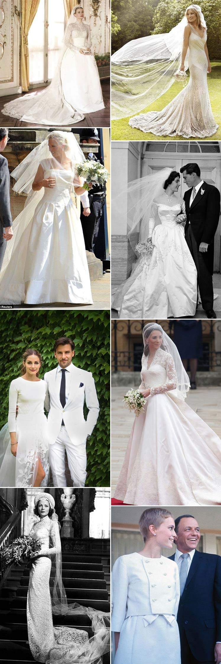 The Most Classic Wedding Dress Styles For Timeless Brides