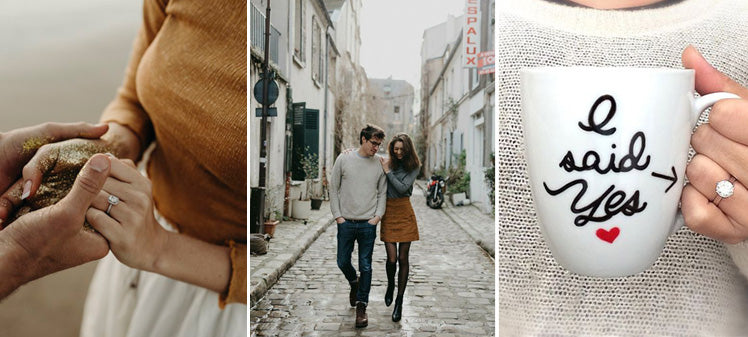 Checklist of to dos for newly engaged couples