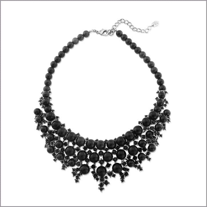 Statement fashion necklace collection